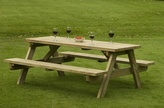 A Frame picnic table - 1400 Length
