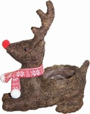 Wicker Raindeer
