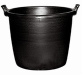 43 Litre Plant Tub (Low) with Handles